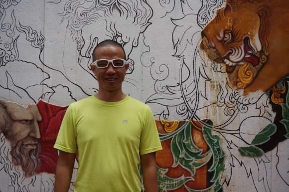 Vietnamese artist Uudam Tran Nguyen,